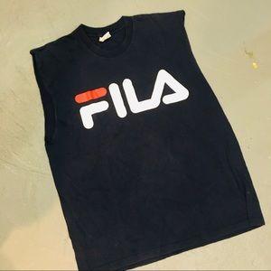 Vintage FILA men shirt Large